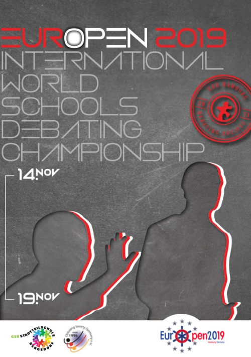 Worlds School Debating - EurOpen 2019